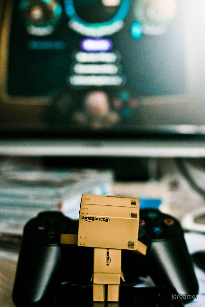 Danbo - Little Big Planet by jdreamer