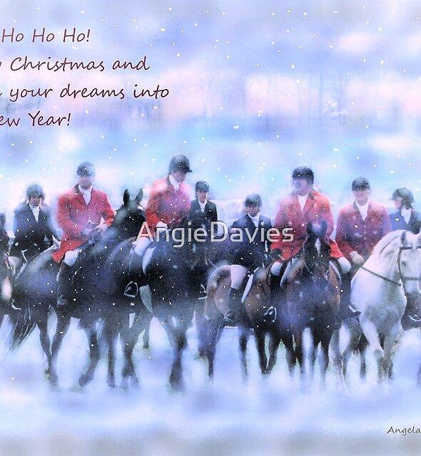 Tally Ho Ho Ho by AngieDavies