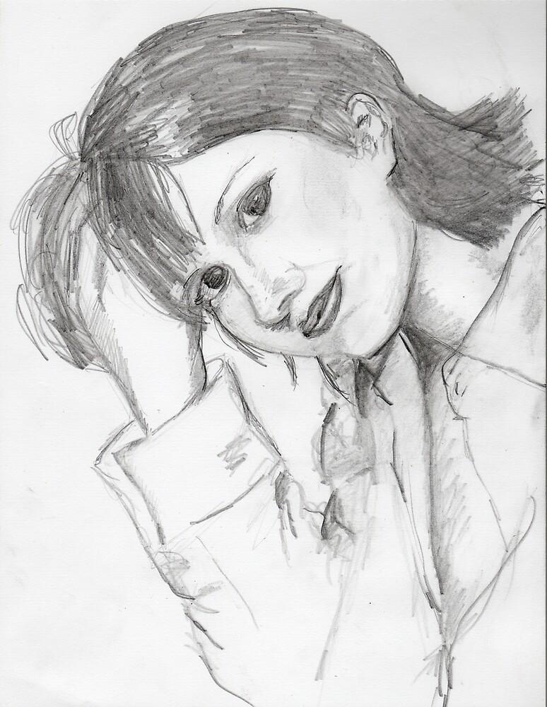 Alexandra Felgate by Marilyn Brown