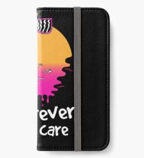 Waterever I don't care iPhone Wallet/Case/Skin