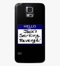"Fight Club- ""I AM JACK'S SMIRKING REVENGE"" Case/Skin for Samsung Galaxy"