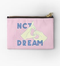 NCT DREAM WE GO UP - Pastel pink Studio Pouch
