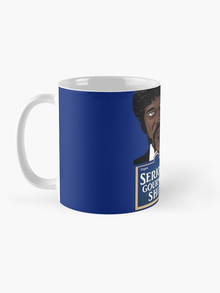 Alternate view of Serious Gourmet Shit Mug