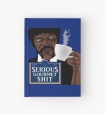 Serious Gourmet Shit Hardcover Journal