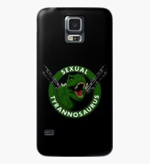 Sexual Tyrannosaurus Case/Skin for Samsung Galaxy