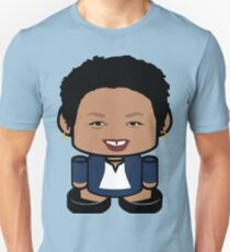 Joja Blue POLITICO'BOT Toy Robot Slim Fit T-Shirt