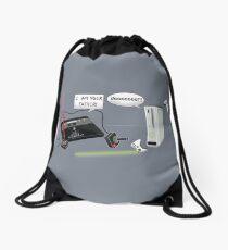 I am your father! Drawstring Bag