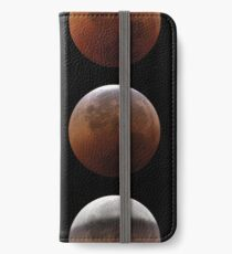 Supermond iPhone Flip-Case/Hülle/Skin