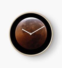 Supermond Uhr