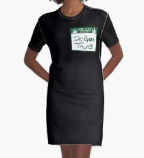 Dr. Green Thumb Graphic T-Shirt Dress