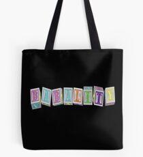 Babality! Tote Bag