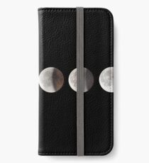 Supermond - Reihe iPhone Flip-Case/Hülle/Skin