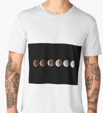 Supermond - Reihe Männer Premium T-Shirts