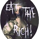 EAT THE RICH by Quincy Lim