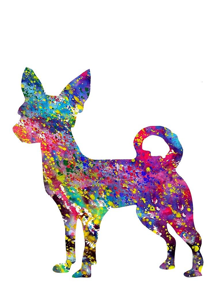 Chihuahua by erzebetth