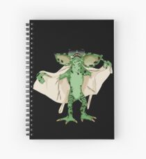 Gremlin Flasher Spiral Notebook