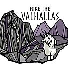 Hike the Valhallas by Abby Wilson