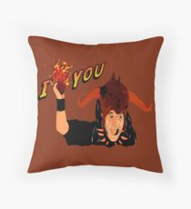 Temple of Love Throw Pillow