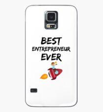 Entrepreneur Best Ever Funny Gift Idea Hülle & Skin für Samsung Galaxy