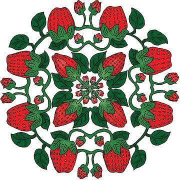 Strawberries by Devine-Studios