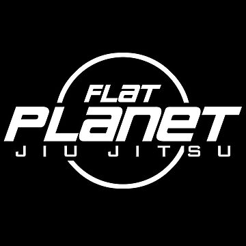 Flat Planet Jiu-Jitsu Logo by MillSociety