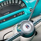 1956 Ford Dash by dlhedberg
