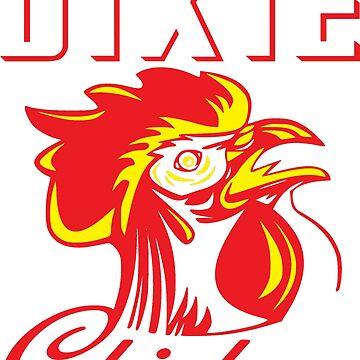 Dixie Chicken  by mkkessel