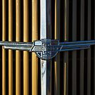 '37 Chevrolet Grill by dlhedberg