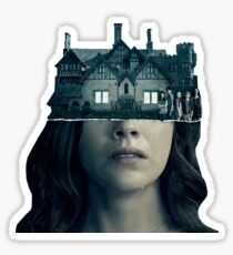 Haunting of Hill House Sticker