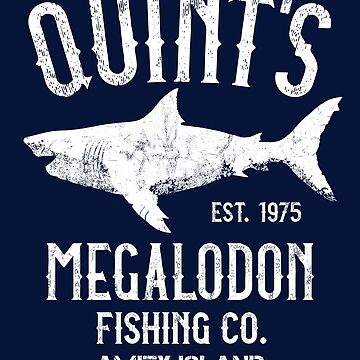 Quint's Megalodon Shark Fishing - The Meg by IncognitoMode