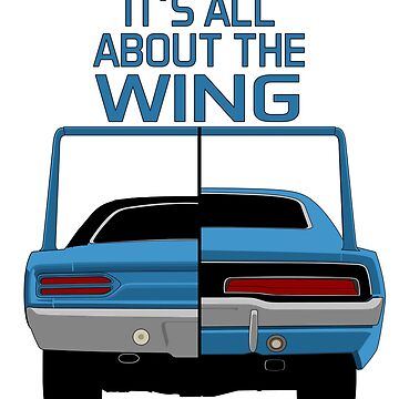 It's All About The Wing - Plymouth Superbird & Dodge Charger Daytona by UKMatt2000