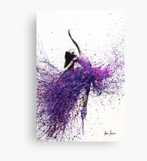 Wine Dance Canvas Print
