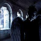 Fallen Angel by abstruse