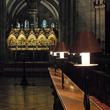 Choir Lights by Yampimon