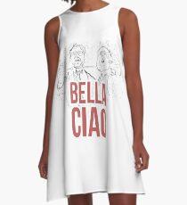 La casa de papel II - Bella Ciao A-Line Dress