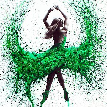Green Dance by AshvinHarrison