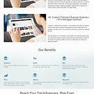 Leading Social Influence Marketing Platform by intendbaron