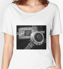 1936 Buick Steering Women's Relaxed Fit T-Shirt