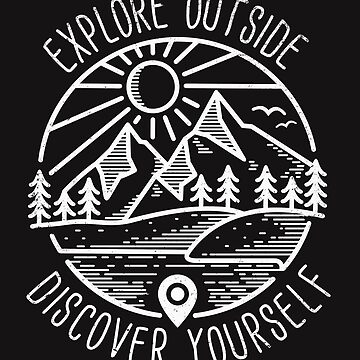 Explore Outside Discover Yourself by RycoTokyo81