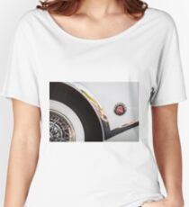 1953 Buick Abstract Women's Relaxed Fit T-Shirt