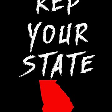 REP YOUR STATE GEORGIA by we1000