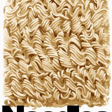 Noodles by kosala