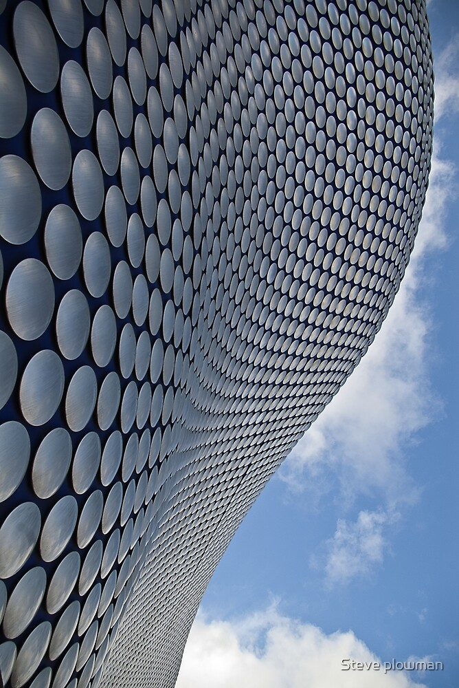 Architectural curve by Steve plowman