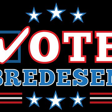 """Tennessee """"Vote Bredesen"""" for US Senate Midterm Election by elvindantes"""
