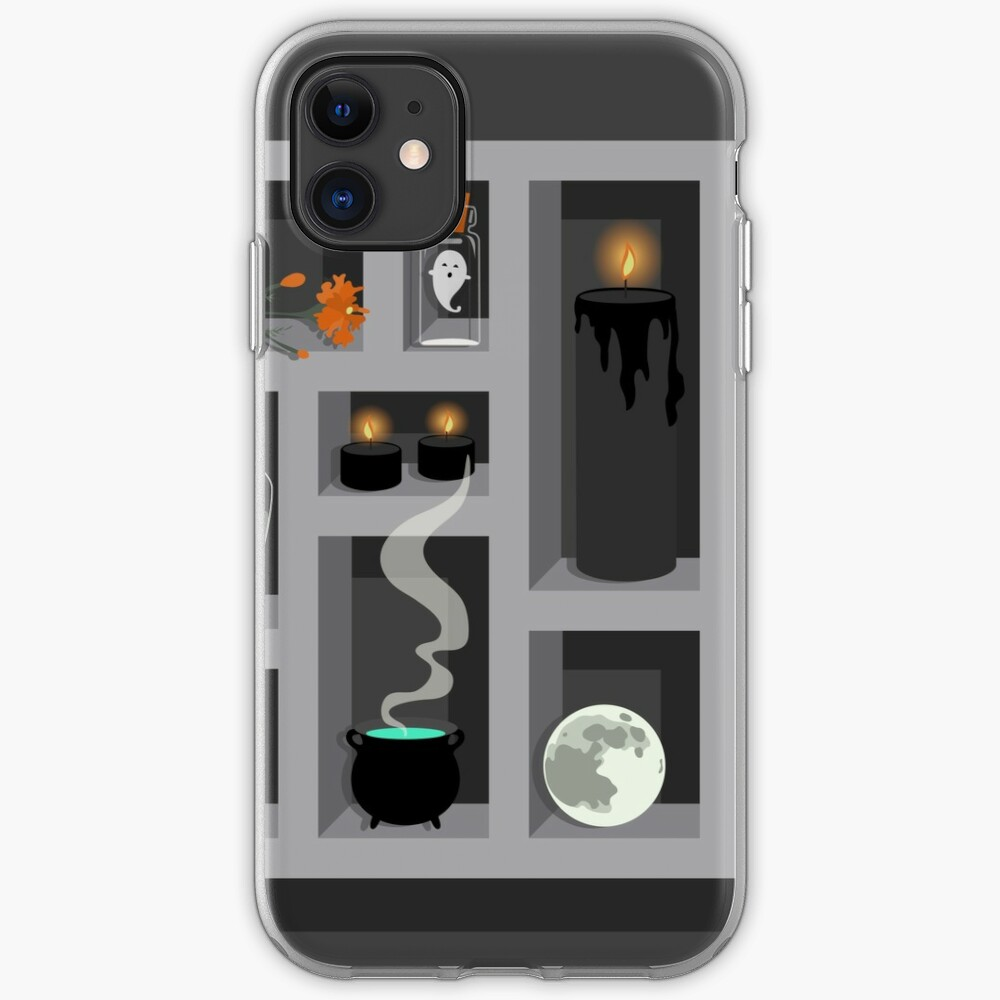 October Collection iPhone Soft Case