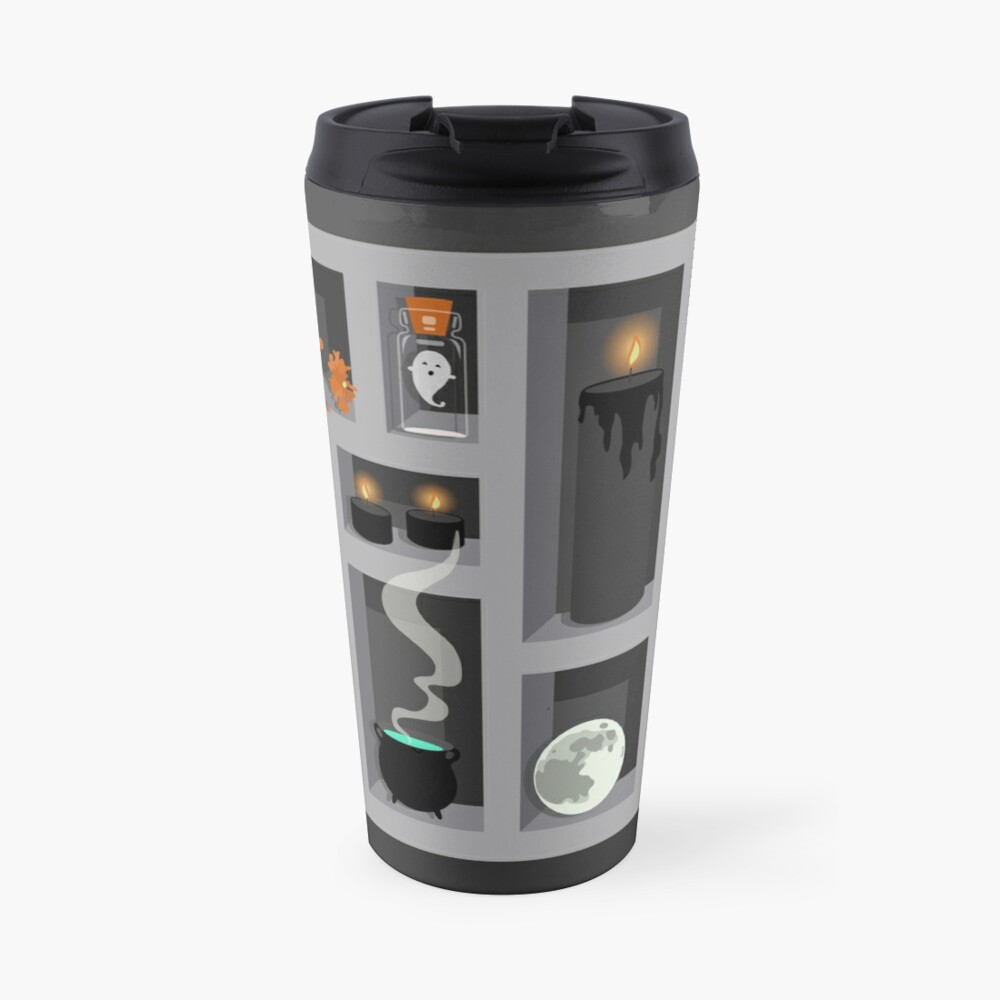 October Collection Travel Mug