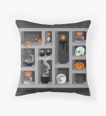 October Collection Throw Pillow