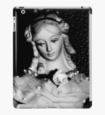 Antique replica Victorian Mannekin Bisque doll iPad Case/Skin