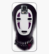 Funda/vinilo para Samsung Galaxy Sin rostro - Lo que se encuentra debajo de la máscara