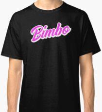 Bimbo 1 Hot Pink Classic T-Shirt